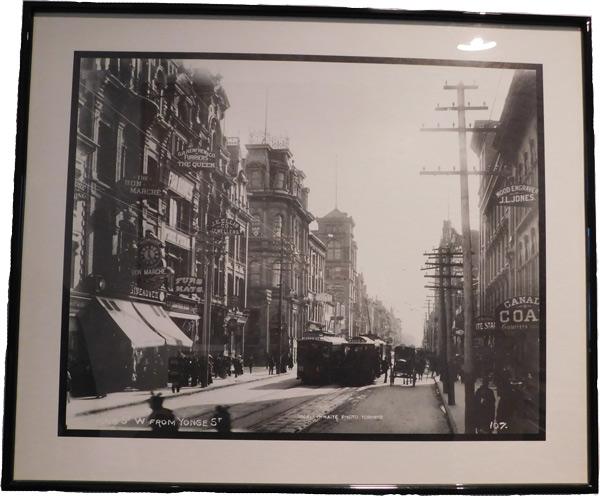 histroic harbord street