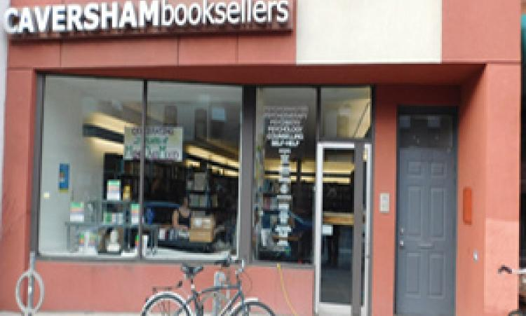 picture of Caversham Booksellers storefront