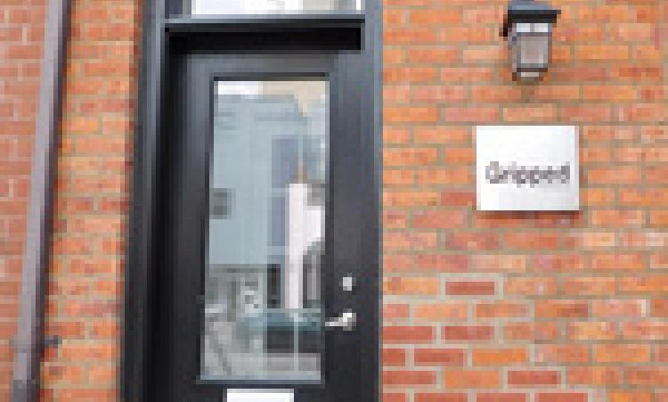 Gripped Magazine Publishing office front