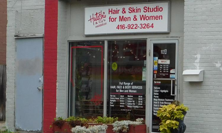 Picture of Hutoshi Hair Salon storefront