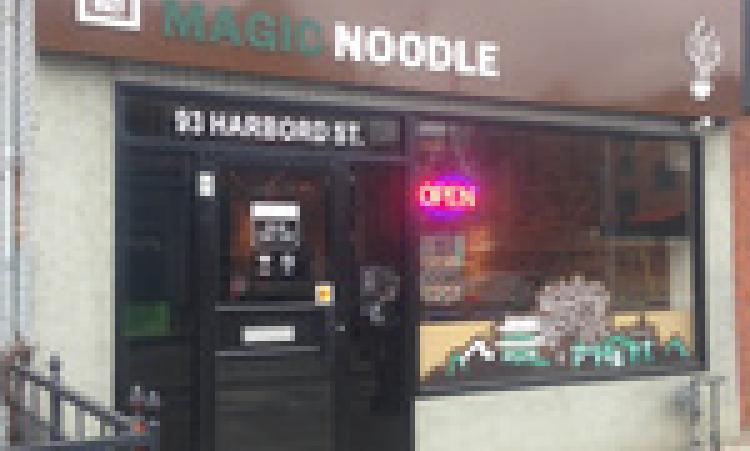 Picture of Magic Noodle storefront