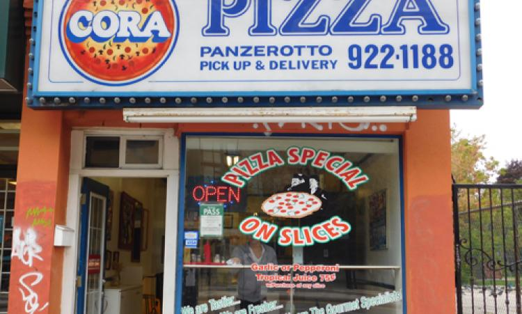 Picture of Corra Pizza storefront
