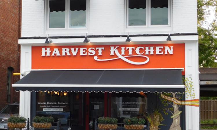 Picture of Harvest Kitchen storefront