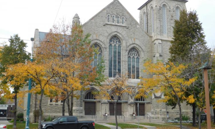 Picture of Knox Presbyterian Church exterior