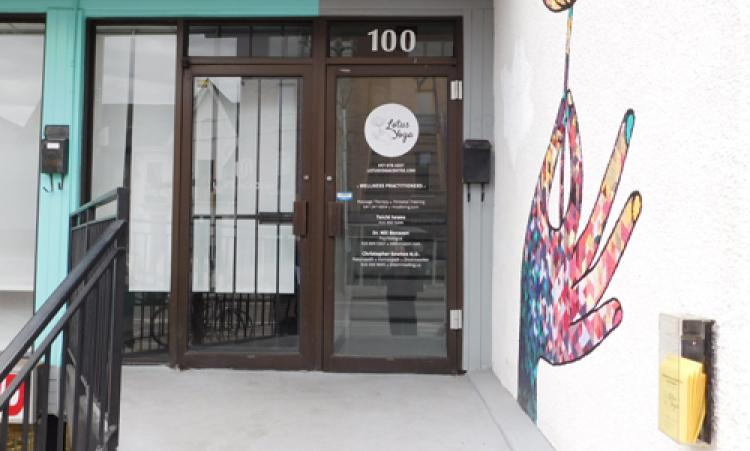 Picture of Lotus Yoga Centre Storefront