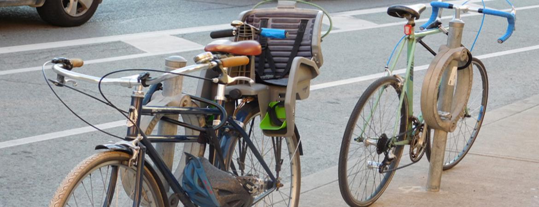 Cycles at Harbord Street